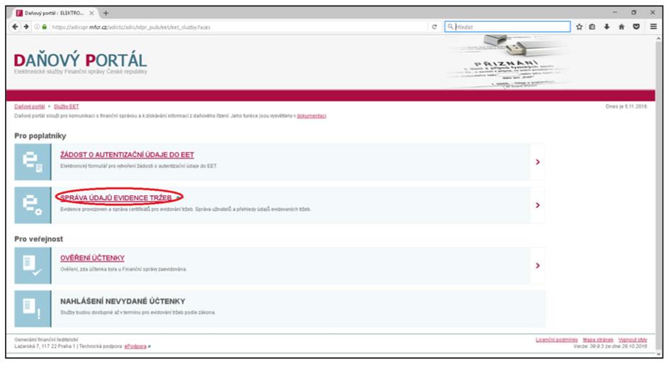 screenshot-eet-danovy-portal-sluzby-eet