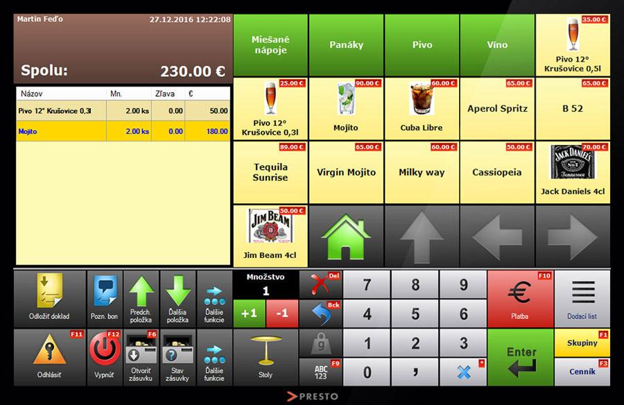 screenshot-registracna-pokladnica-graficke-rozhranie