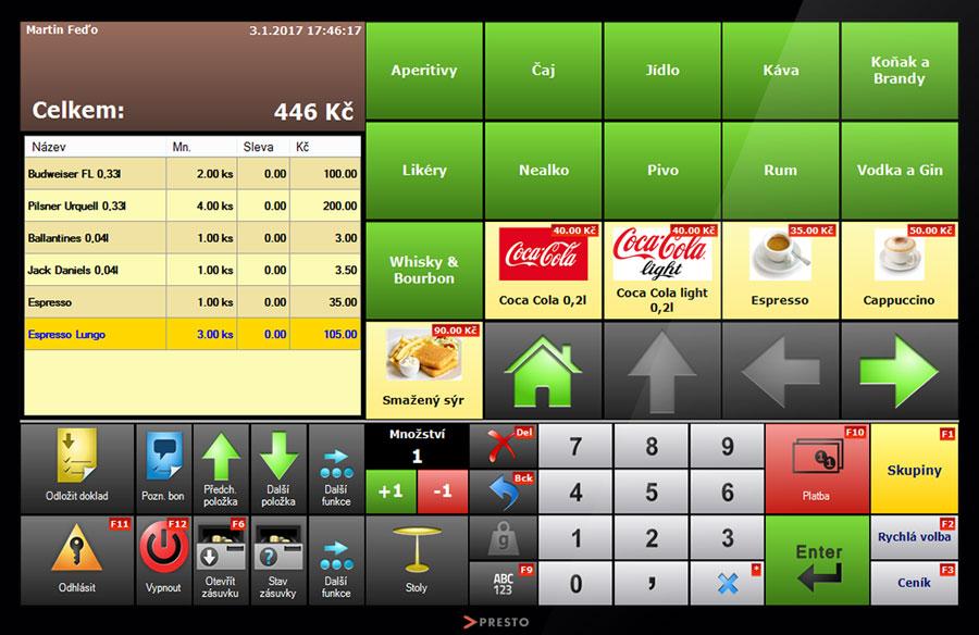 screenshot-registracni-pokladna-graficke-rozhrani