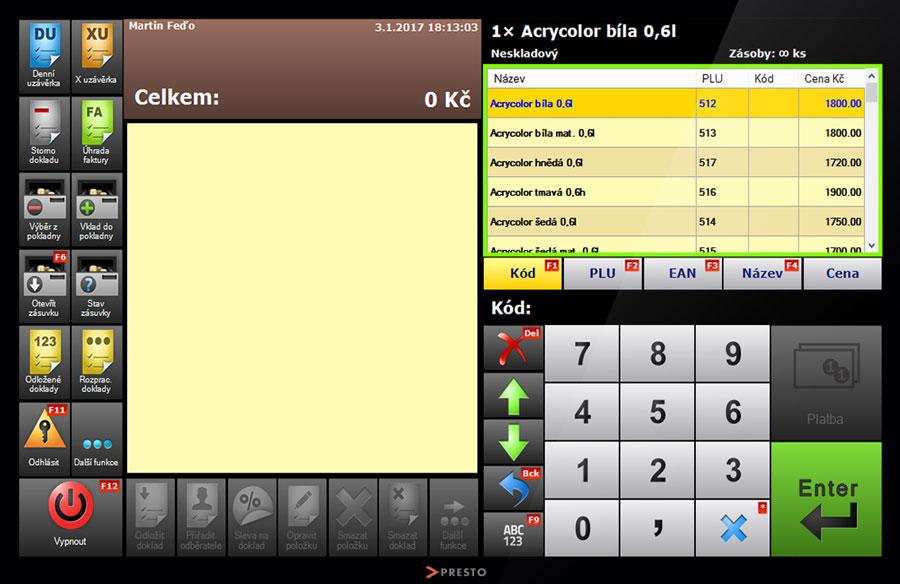 screenshot-registracni-pokladna-intuitivni-design